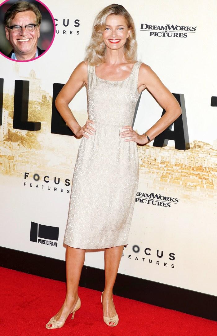 Paulina Porizkova Makes 1st Red Carpet Debut Since Aaron Sorkin Split