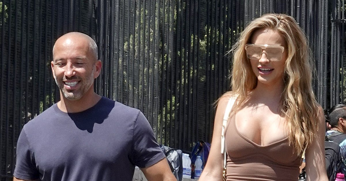 Inside Selling Sunset's Chrishell Stause and Jason Oppenheim's Romantic Visit to the Colosseum: Photos