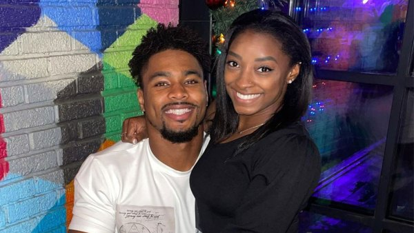 Simone Biles Boyfriend Jonathan Owens Shows His Support After Tokyo Olympics Exit 2