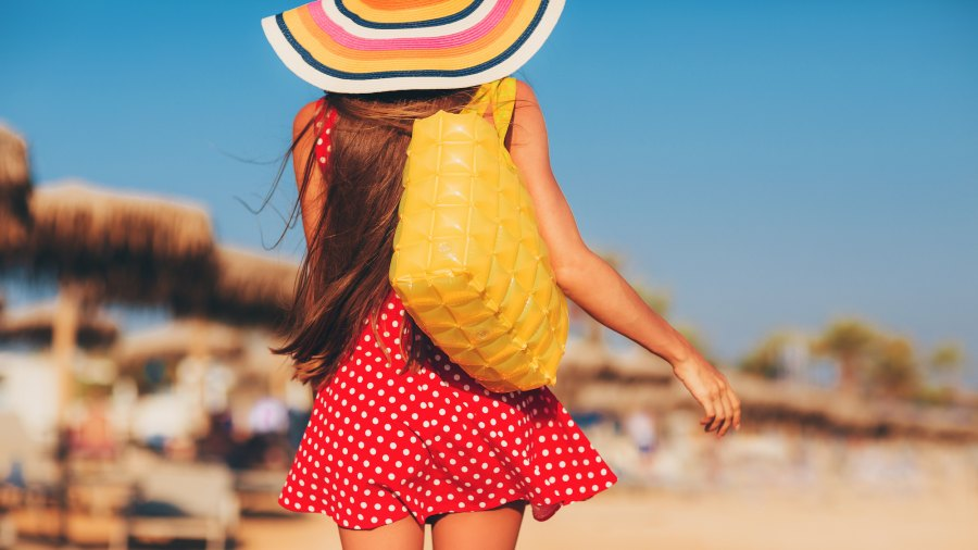 Summer-Beach-Bags-Stock-Photo
