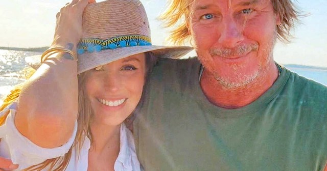 HGTV Star Ty Pennington Is Engaged to Kellee Merrell: 'It's the Yes for Me'.jpg