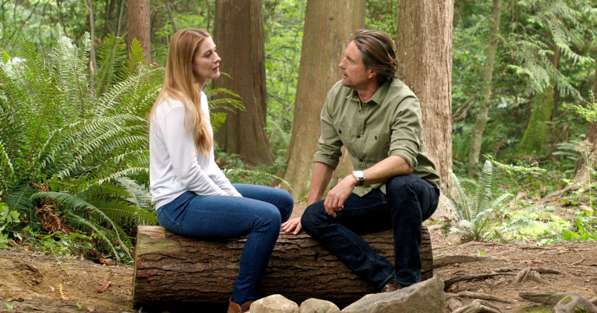 'Virgin River' boss talks about who shot Jack, moving in with Mel, and more