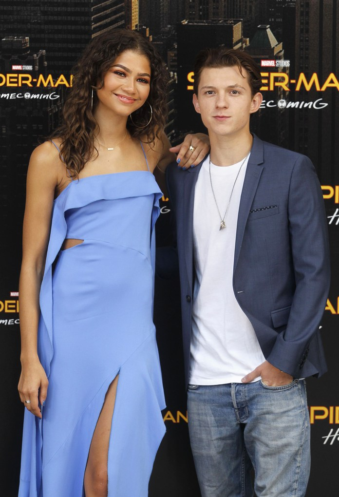 Zendaya Is 'Grateful' for 'Special' Experience Working With Tom Holland on 'Spider-Man' Franchise