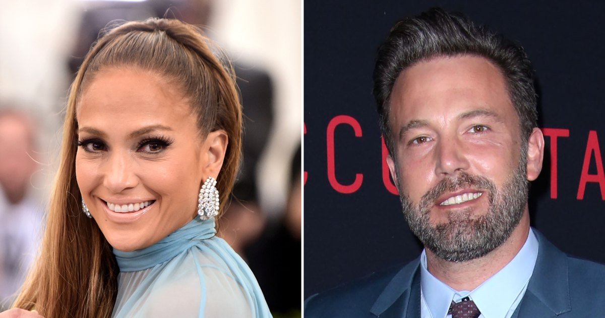Jennifer Lopez and Ben Affleck share a steamy kiss on their 52nd birthday