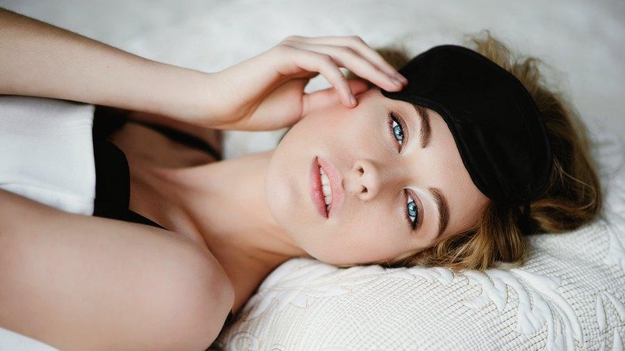 Beauty-Sleep-Stock-Photo