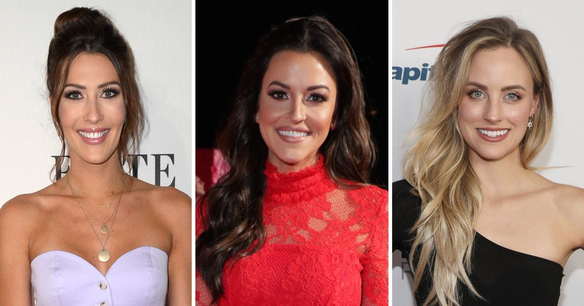 Becca Kufrin, Tia Booth and Kendall Long join 'Bachelor in Paradise'