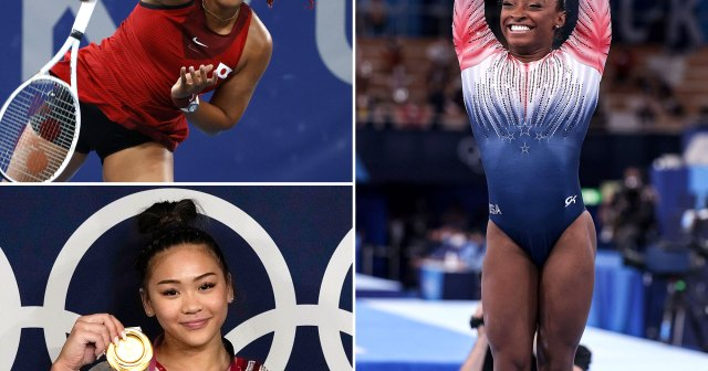 Best Beauty and Fashion at the Tokyo Olympics: From Naomi Osaka's Red Braids to Suni Lee's Nails.jpg