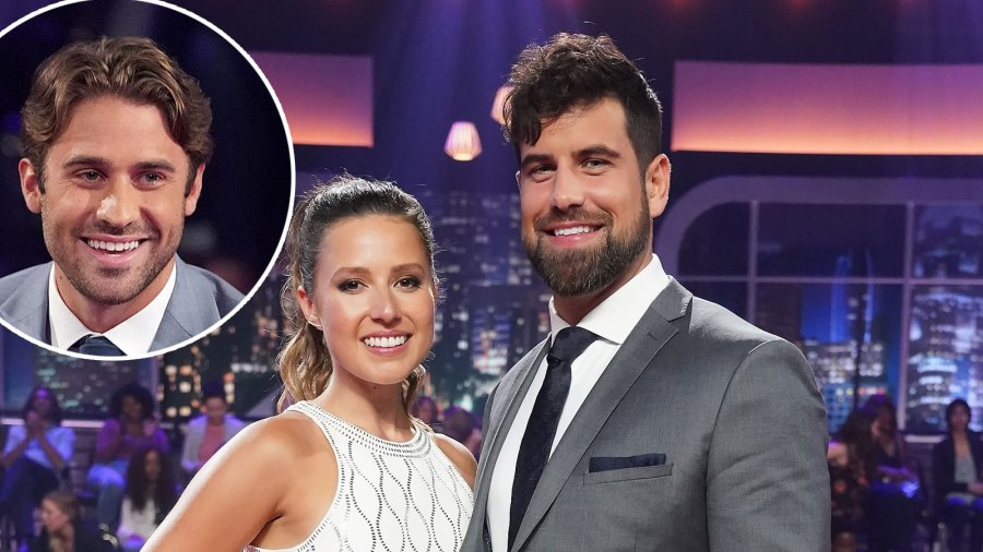 Blake Moynes Admits Katie Thurstons Greg Drama Did Take Away From Their Love-Story