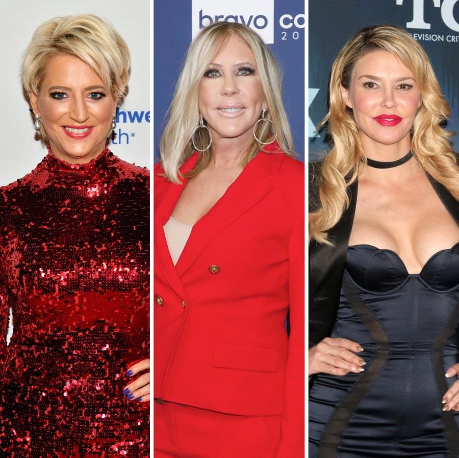 Dorinda Medley, Vicki Gunvalson, Brandi Glanville and More 'Housewives' Returning