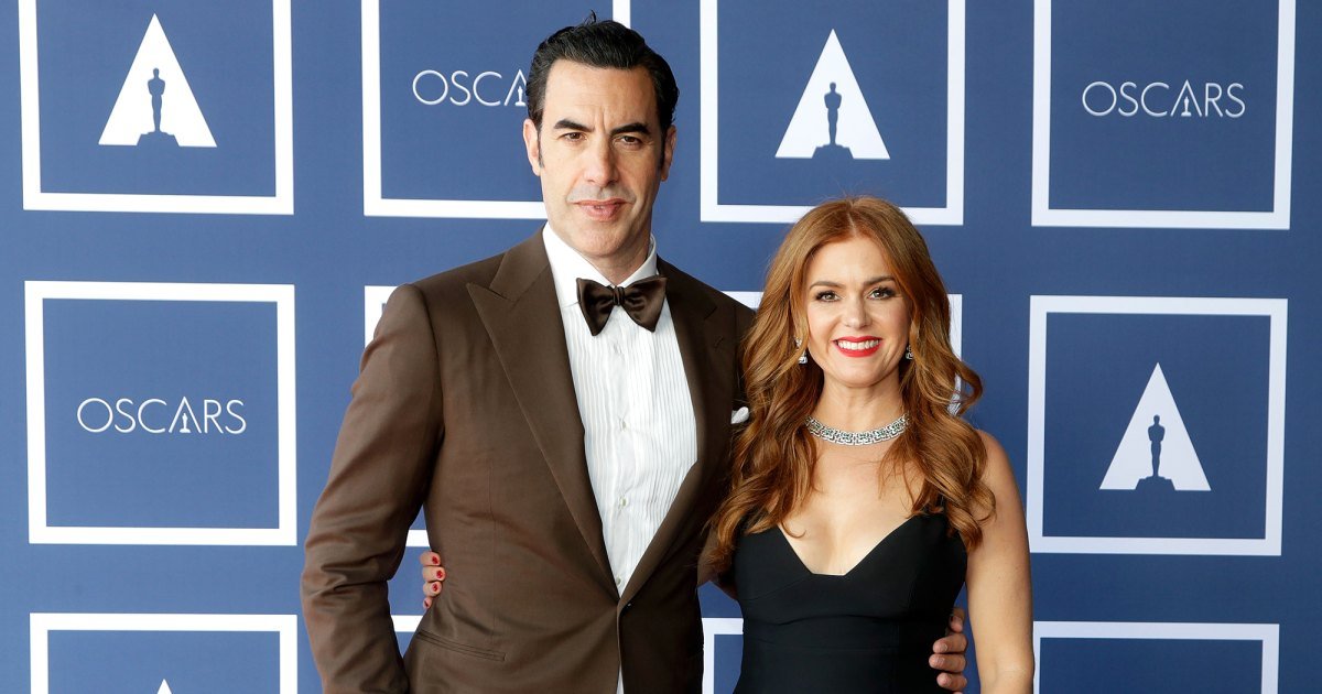 Isla Fisher And Sacha Baron Cohens Relationship Timeline Feature