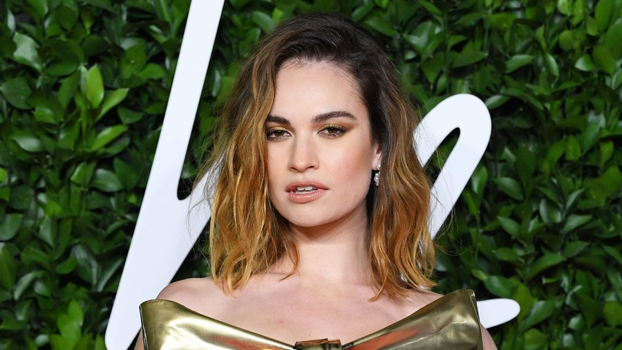 It Takes Lily James 3 5 Hours Transform Into Pamela Anderson