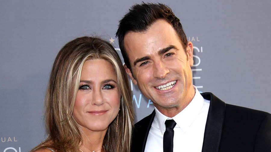 Jennifer Aniston Gushes Over Ex Justin Theroux His 50th Birthday