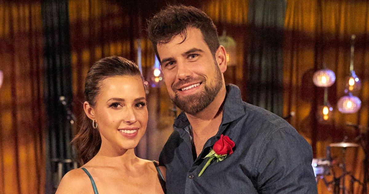 Katie Thurston and Blake Moynes on engagement