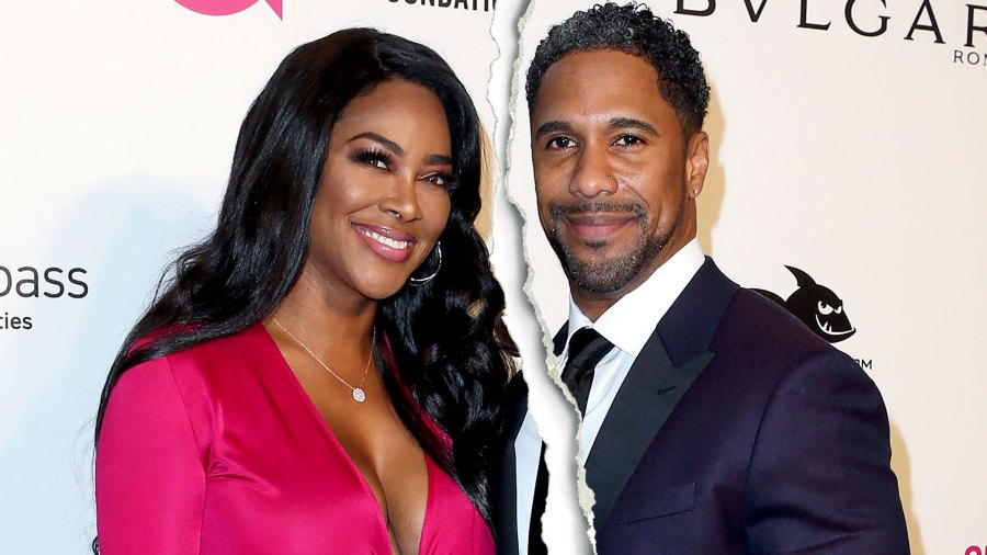 RHOA's Kenya Moore Reportedly Files for Divorce from Husband Marc Daly