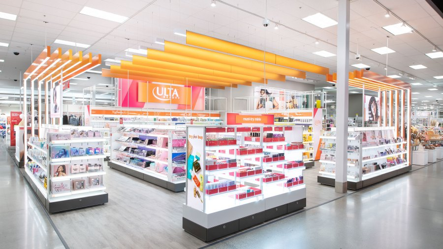 Ulta Opens Mini Shops Target