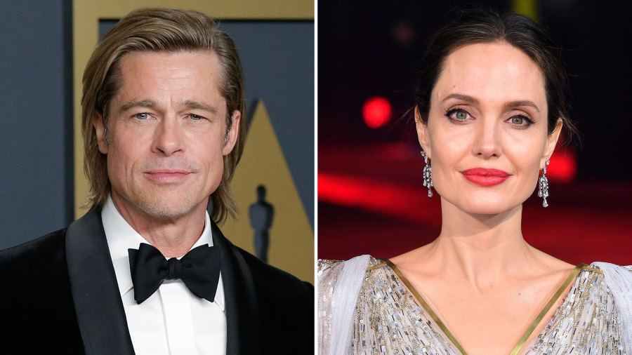 Brad Pitt Fights With Angelina Jolie Over Chateau Miraval Shares as She Defends Judge's Disqualification