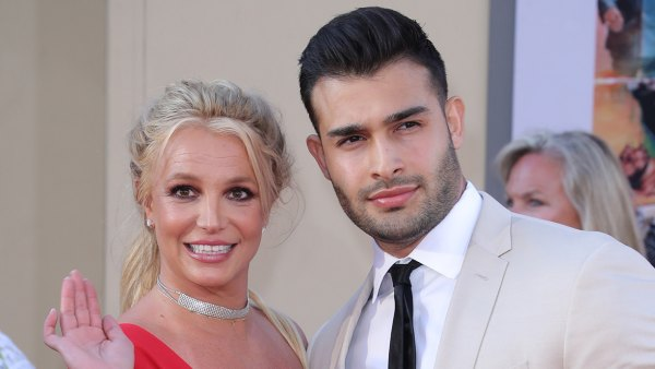 Sam Asghari's Ex-Girlfriend Reacts to Britney Spears Engagement