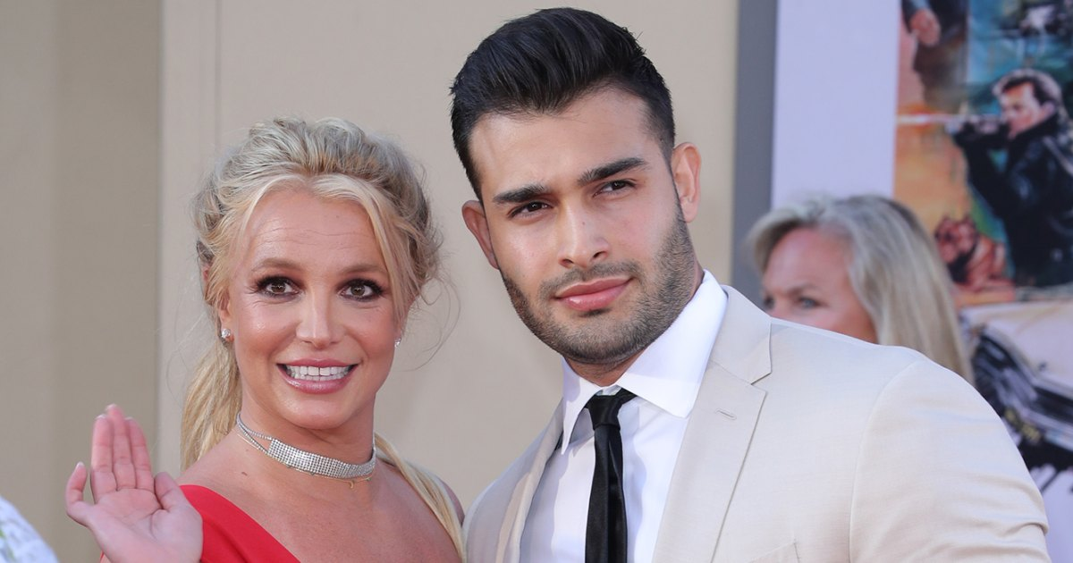Sam Asghari's Ex-Girlfriend Says Britney Spears 'Hit the Jackpot' With New Fiance: 'He's Extremely Supportive'