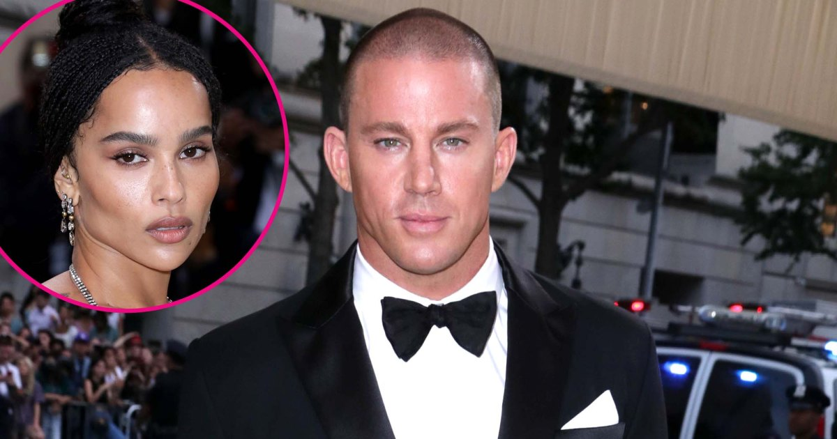 Channing Tatum Shares Photo With Girlfriend Zoe Kravitz From 2021 Met Gala Afterparty