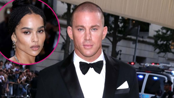 Channing Tatum Shares Photo With GF Zoe Kravitz From Met Gala Afterparty
