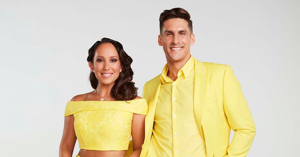 Cody Rigsby Reacts to 'Dancing With the Stars' Partner Cheryl Burke's COVID-19 Shocker and Teases His Future on the Show - Us We