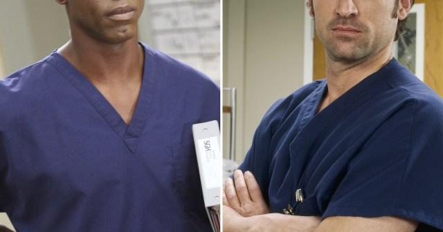 'Grey's Anatomy' Writer Details Isaiah Washington's 'Physical' Fight With Patrick Dempsey That Led to His Firing.jpg