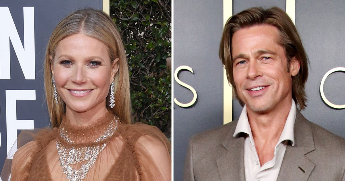Finally! Gwyneth Paltrow Reveals She 'Went to the Same Stylist' as Brad Pitt for Matching '90s Haircuts