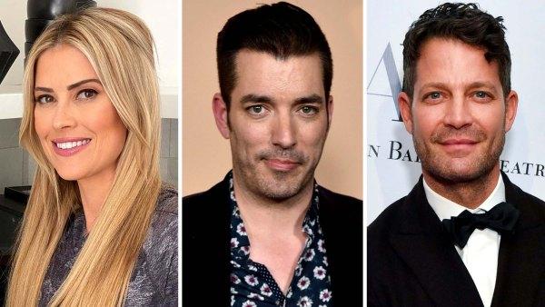 HGTV Stars Dating Histories Through Years