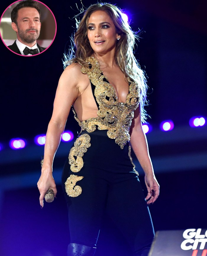 Jennifer Lopez has 'Love On the Brain' at Global Citizen Live as Ben Affleck romance warms up