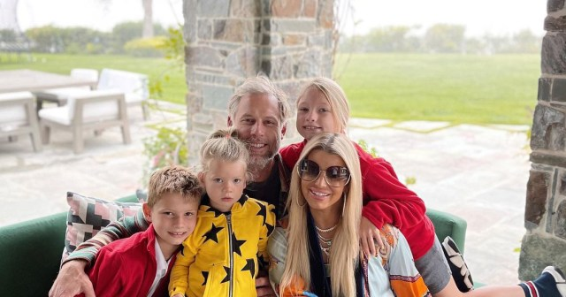 Jessica Simpson, Eric Johnson's Relationship Timeline: From a Whirlwind Engagement to Being Married With Kids.jpg