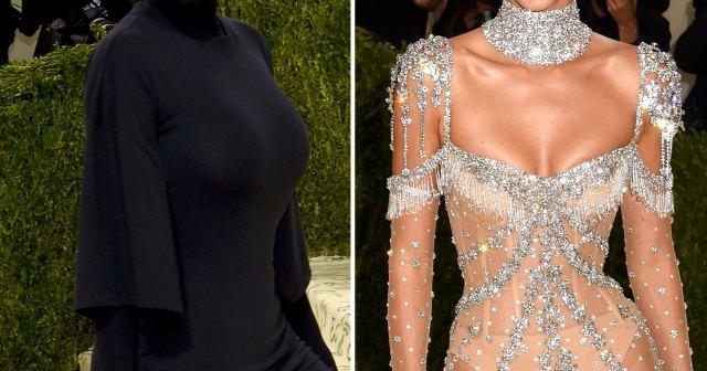 Kim Kardashian Confirms She Couldn't See Kendall Jenner in Viral Met Gala Meme.jpg