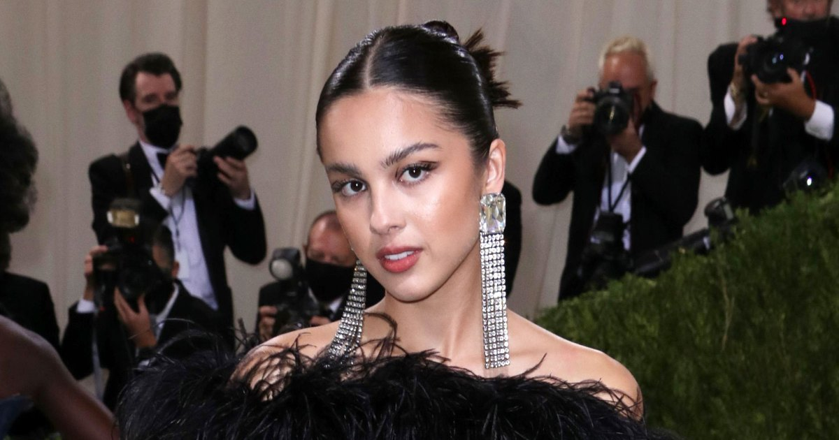 Oliva Rodrigo's Punk Rock Space Buns Blew Us Away at the Met Gala: How to Get the Look - Us Weekly