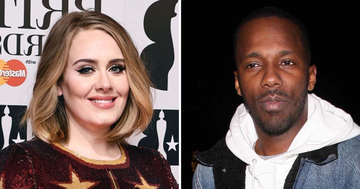 Adele and Boyfriend Rich Paul Looked 'Happy Together' at Friend Anthony Davis' Wedding
