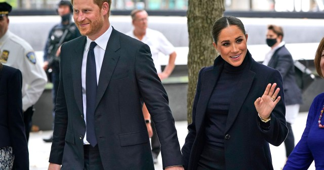Prince Harry and Meghan Markle Visit New York City for First Trip Welcoming Lilibet: Photos.jpg