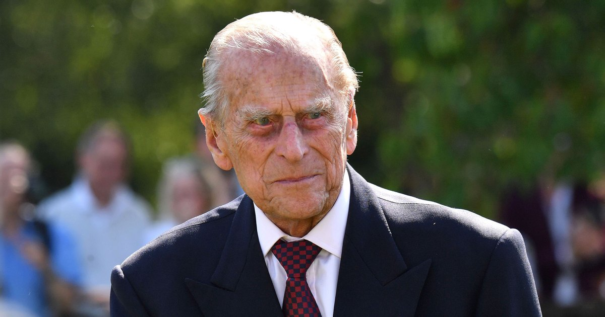 Prince Philip's Will to Remain Sealed for 90 Years Out of Respect for Queen Elizabeth II