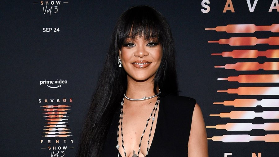 Rihanna Never Consults ASAP Rocky on Savage x Fenty Men Designs: 'I'm a Control Freak'