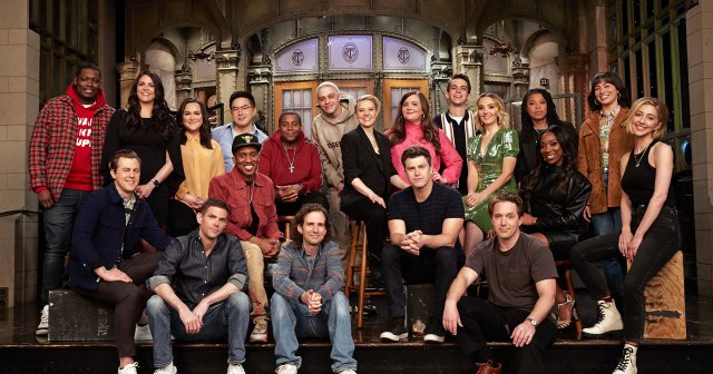 Beck Bennett and Lauren Holt Exit 'SNL' Ahead of Season 47 Premiere: Who's In and Who's Out?.jpg