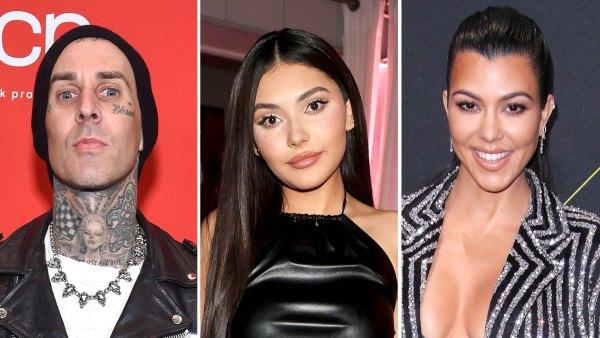 Travis Barker Stepdaughter Atiana De La Hoya Supports Kourtney Kardashian Skims Campaign