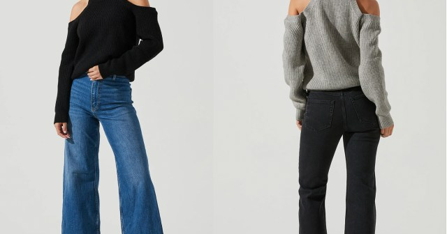 This Statement-Making Ribbed Sweater Has Shoppers Instantly Smitten.jpg