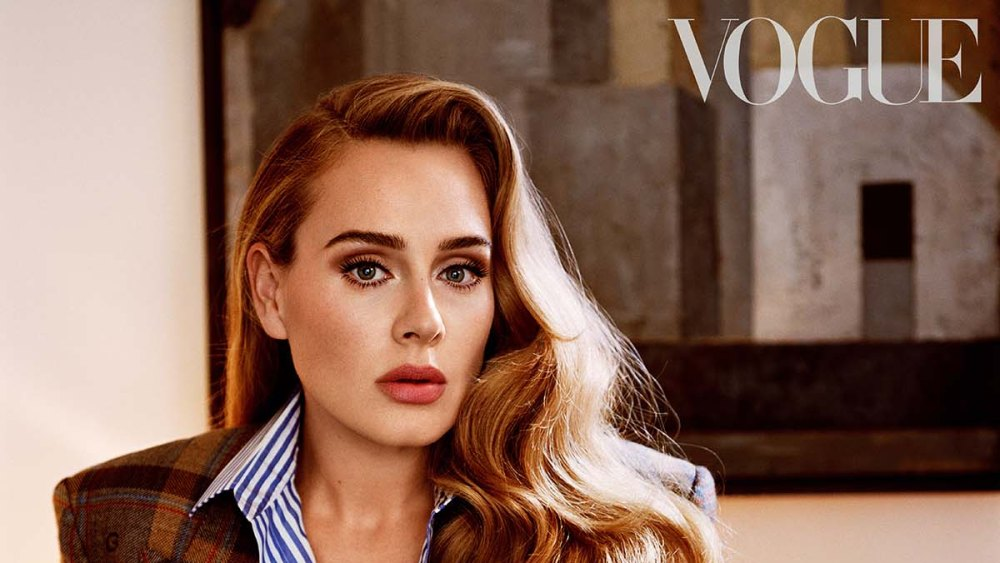 Adele Was 'Going Through the Motions' Before Divorce: 'Vogue' Revelations