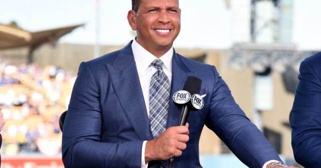 LOL! Alex Rodriguez Jokes About His Single Status 6 Months After J. Lo Split During MLB Broadcast Coverage.jpg