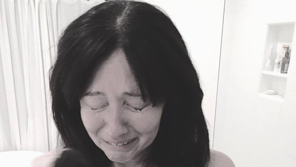 BH90210's Shannen Doherty Is Emotional Recalling Decision to Shave Hair