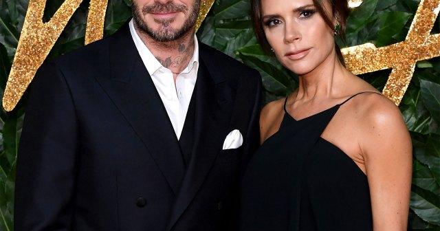 Couple Goals! David Beckham and Wife Victoria Beckham Share Skincare: 'Our Pores Are Smaller'.jpg