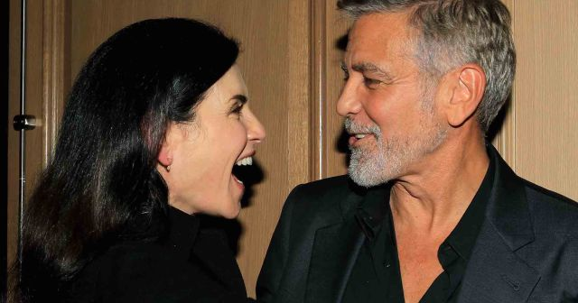 'ER' Costars Julianna Margulies and George Clooney Reunite at 'The Tender Bar' Screening.jpg