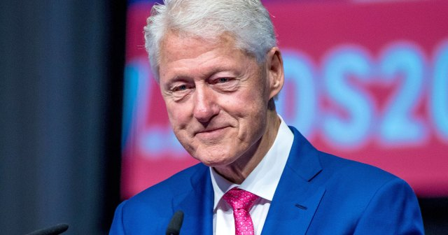 Former President Bill Clinton Is 'On the Mend' After Being Hospitalized for an Infection.jpg