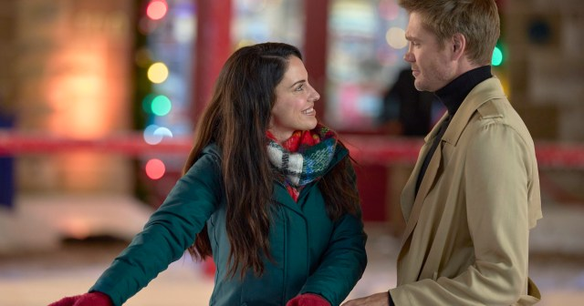 GAC Family Announces '12 Movies of Christmas' Lineup: Chad Michael Murray, Jessica Lowndes and More Star.jpg