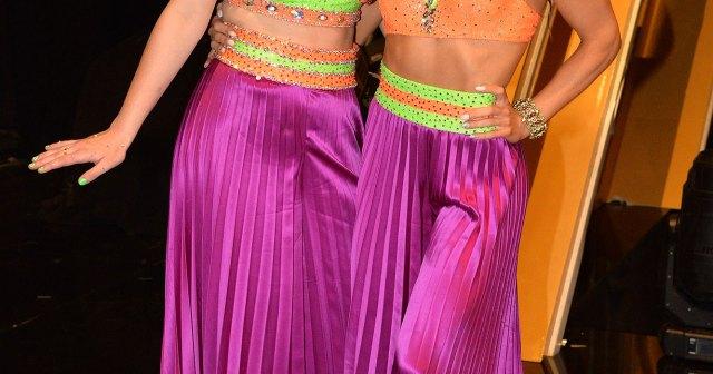 JoJo Siwa Dresses Up as 'Dancing With the Stars' Partner Jenna Johnson, Dyes Hair Brown.jpg