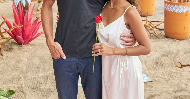 Joe Amabile and Serena Pitt Admit Her Parents Were 'Shocked' by Proposal, Reveal Plans to Move In Together.jpg