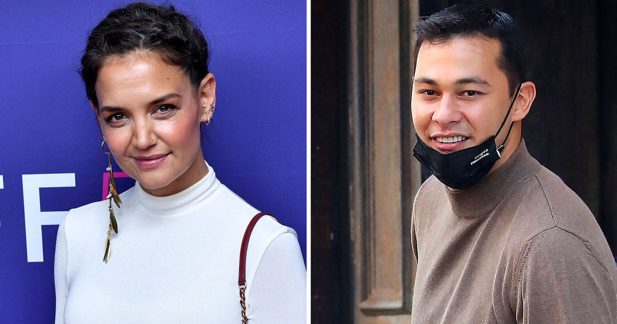 Katie Holmes Has Been on 'Low-Key Dates,' Isn't 'Searching for Love' After Emilio Vitolo Split