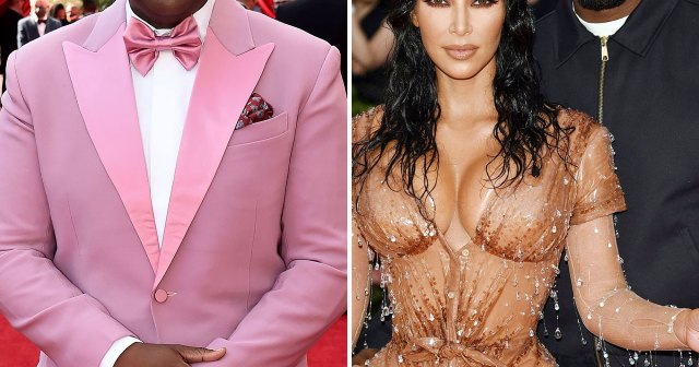 Kenan Thompson Says There Were 'Talks' of Kanye West Joining Kim Kardashian on 'Saturday Night Live'.jpg